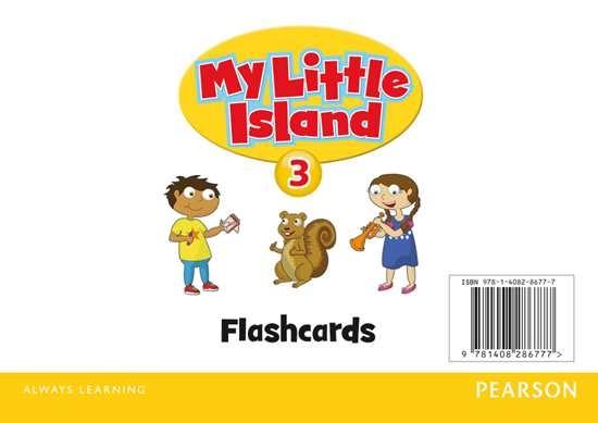 Изображение My Little Island 3 Flashcards