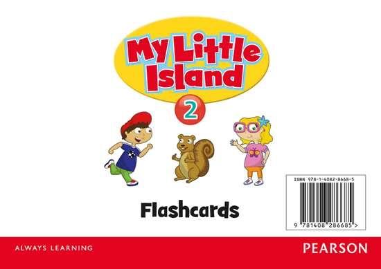 Изображение My Little Island 2 Flashcards