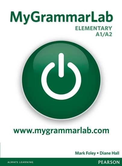 Изображение MyGrammarLab Elem without Key +MEL Pk