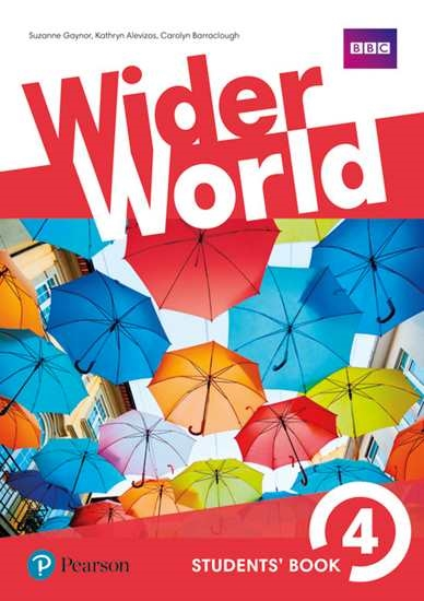 Изображение Wider World 4 SB