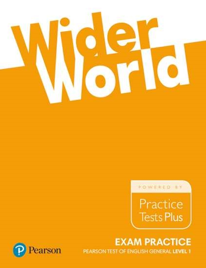Изображение Wider World Exam Practice: Pearson Tests of English General Level 1(A2)