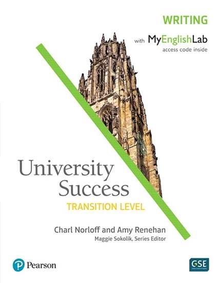 Изображение University Success Trans Writing SB+MEL