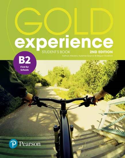 Изображение Gold Experience 2ed B2 SB