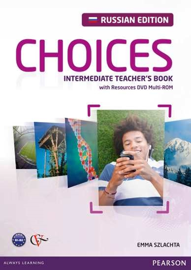 Изображение Choices Russia Choices Russia Int TB +DVD