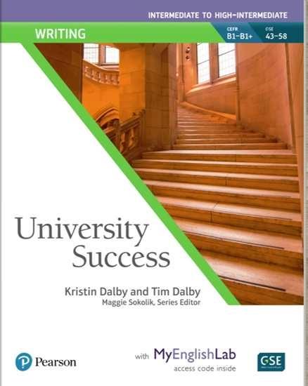 Изображение University Success Int Writing SB+MEL