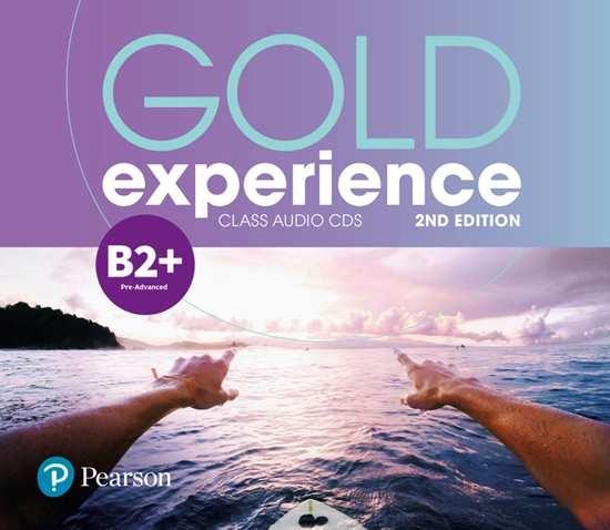Изображение Gold Experience 2ed B2+ Class CD