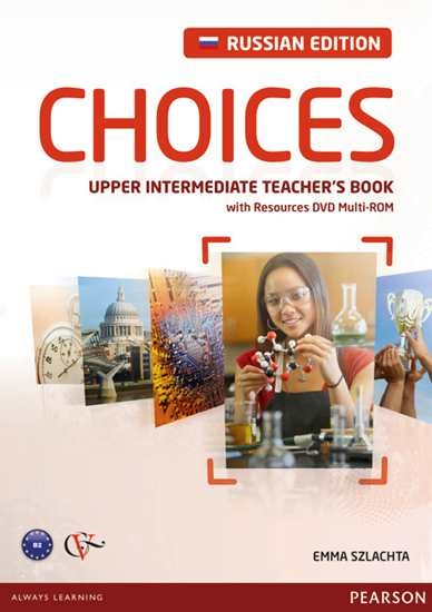 Изображение Choices Russia Choices Russia Up-Int TB +DVD