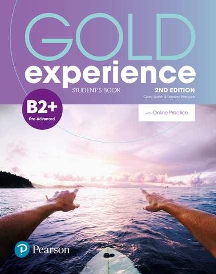 Изображение Gold Experience 2ed B2+ SB/OnlinePractice