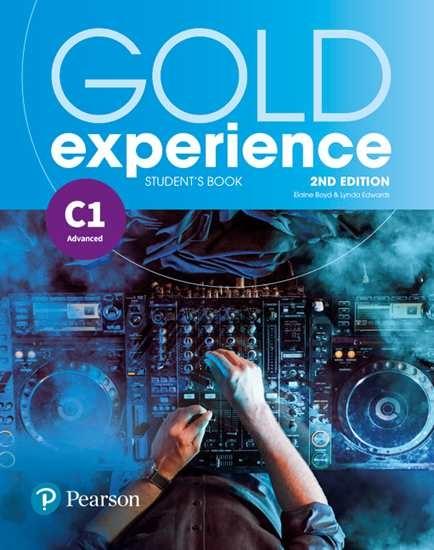 Изображение Gold Experience 2ed C1 SB