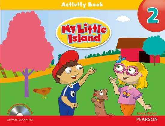 Изображение My Little Island 2 AB and Songs and Chants CD