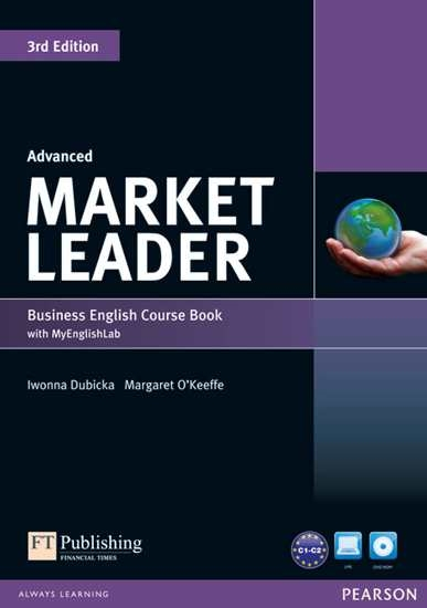 Изображение Market Leader 3Ed Adv CB+DDR+MEL