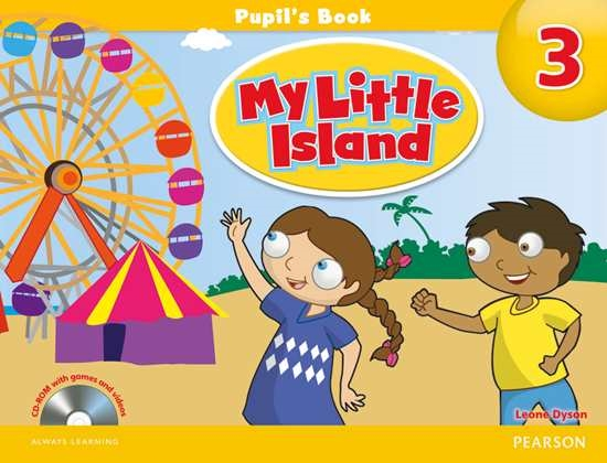 Изображение My Little Island 3 SB+CD