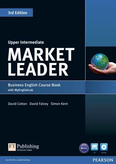 Изображение Market Leader 3Ed Up-Int CB +DDR+MEL