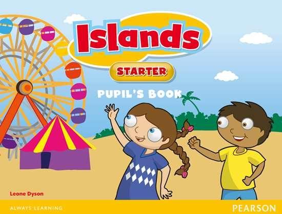 Изображение Islands Starter Pupil's Book