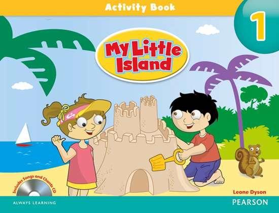 Изображение My Little Island 1 AB and Songs and Chants CD