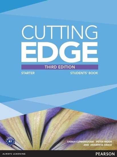 Изображение Cutting Edge 3Ed Starter SB+DVD