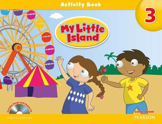 Изображение My Little Island 3 AB and Songs and Chants CD