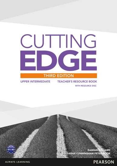 Изображение Cutting Edge 3Ed Up-Int TB+CD
