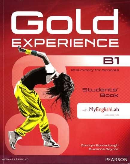 Изображение Gold Experience B1 Students' Book+DVD+MEL