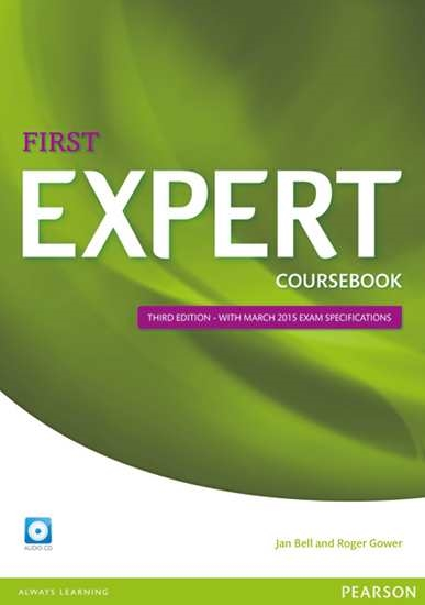 Изображение Expert First 3Ed CB+CD