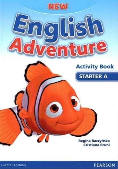 Изображение New English Adventure Starter A AB+Song CD