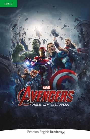 Изображение PER3 Marvel Avengers Age of Ultron Bk