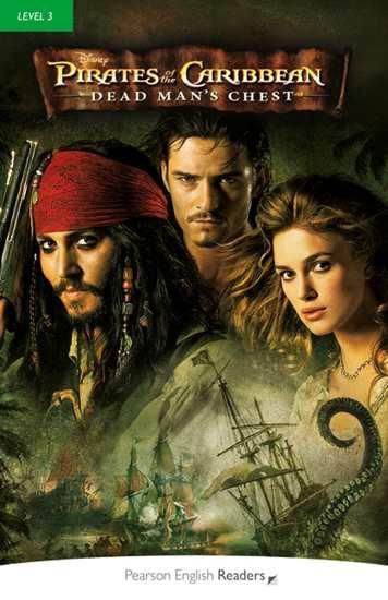 Изображение Pirates of the Caribbean Dead Man's Chest Bk/MP3