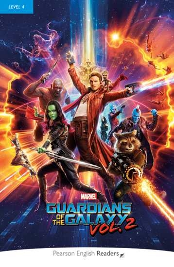 Изображение Marvel Guardians of the Galaxy 2 Bk/MP3 CD