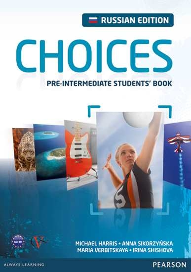 Изображение Choices Russia   Choices Russia Pre-Int SB