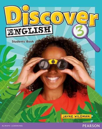 Изображение Discover Eng   Discover English 3 SB