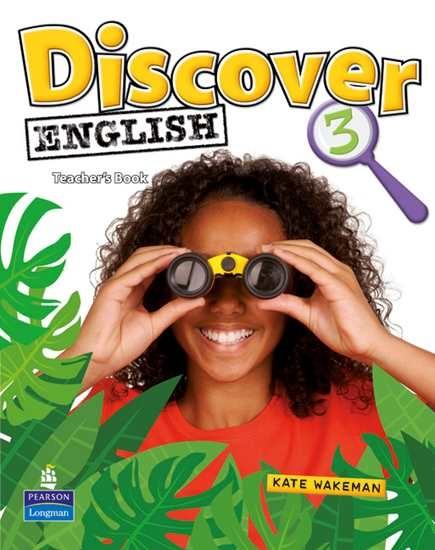 Изображение Discover English 3 TB
