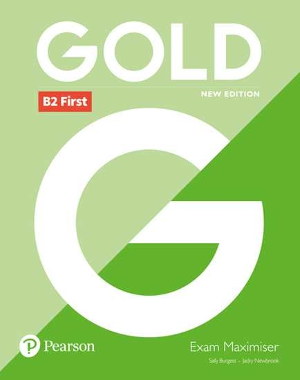 Изображение Gold First 2018 Gold First 2018 Exam Maximiser no key