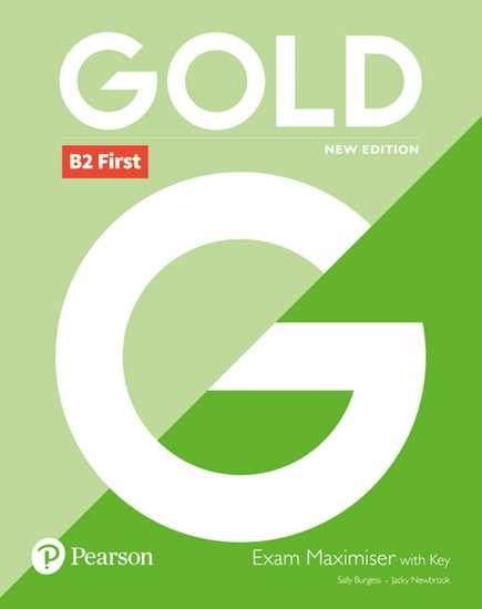 Изображение Gold First 2018 Exam Maximiser with key