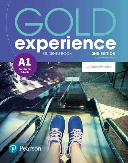 Изображение Gold Experience 2ed A1 Student's Book with Online Practice