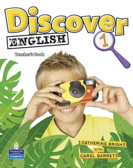 Изображение Discover English 1 TB
