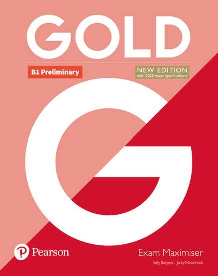 Изображение Gold B1 Preliminary 2018 Exam Maximiser noKey
