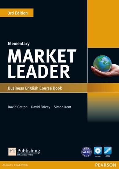 Изображение Market Leader 3Ed Elem CB+DDR