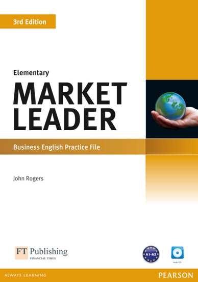 Изображение Market Leader 3Ed Elem Practice File +CD