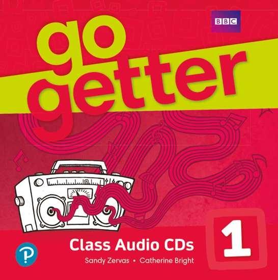Изображение GoGetter 1 Class CD