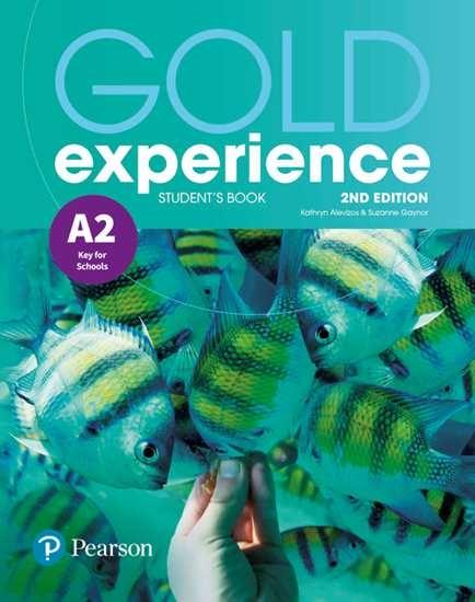 Изображение Gold Experience 2ed А2 SB