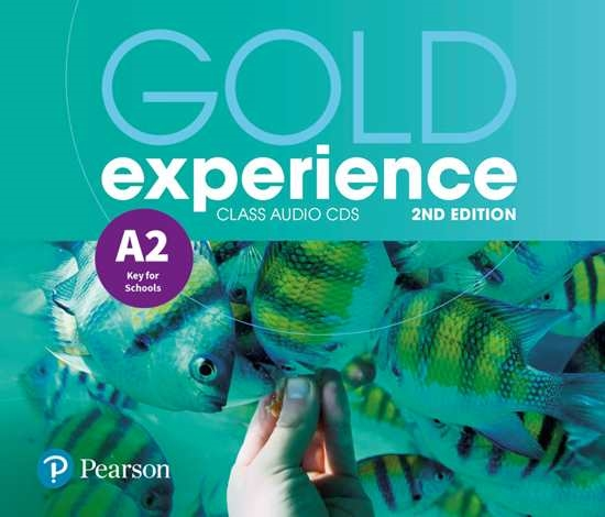Изображение Gold Experience 2nd Edition A2 Class Audio CDs
