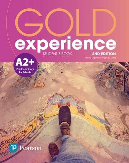 Изображение Gold Experience 2ed A2+ SB