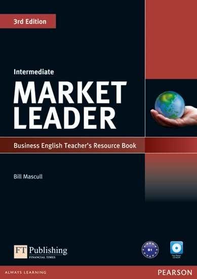 Изображение Market Leader 3Ed Int TB/TM +CD