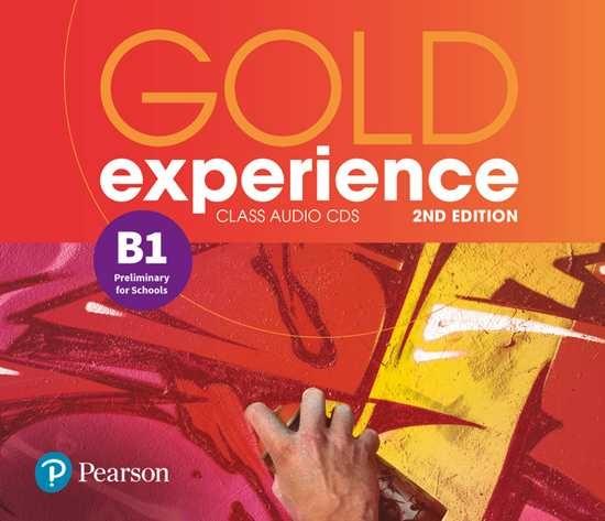 Изображение Gold Experience 2ed B1 ClCDs