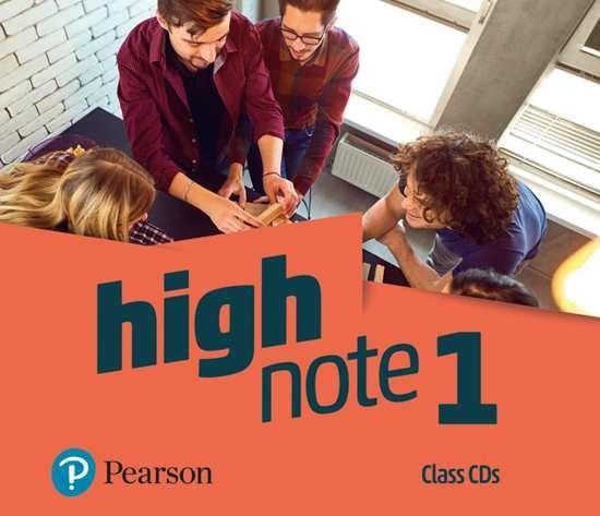 Изображение High Note (Global Edition) 1. Class CD