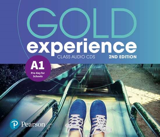 Изображение Gold Experience 2ed A1 ClCDs