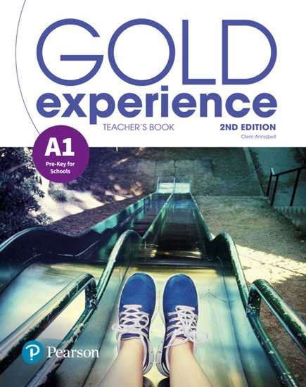Изображение Gold Experience 2ed A1 TB/OnlinePractice/OnlineResources pk