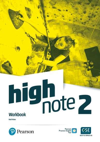 Изображение High Note (Global Edition) 2. Workbook