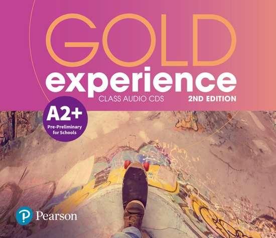 Изображение Gold Experience 2ed A2+ CD