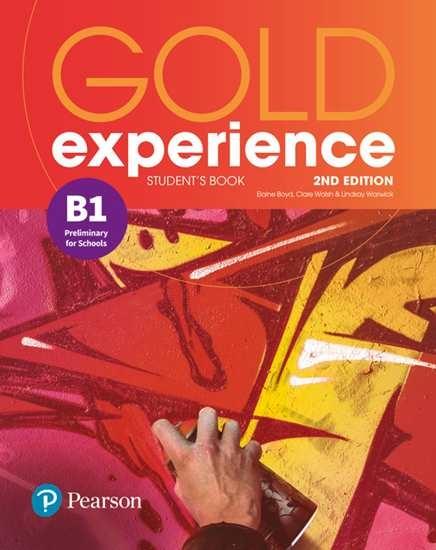 Изображение Gold Experience 2ed B1 SB